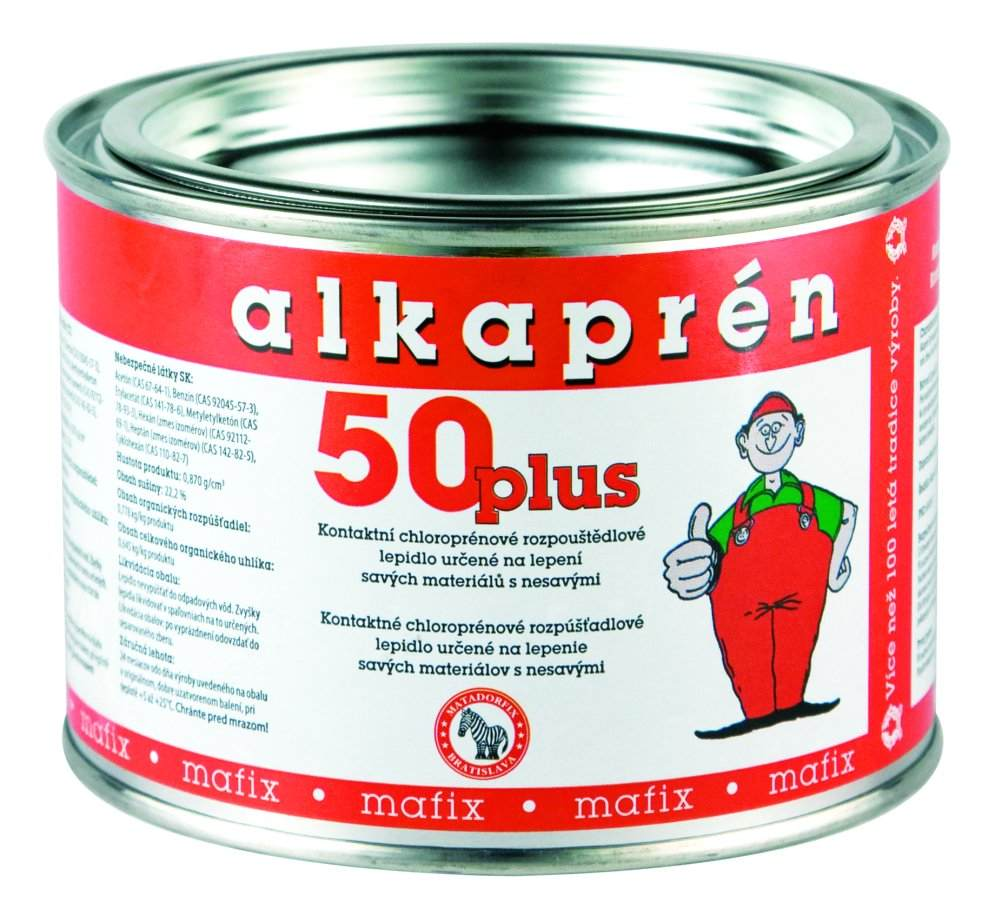 ALKAPREN 50 PLUS 50ml tuba bez toluenu