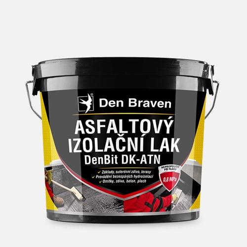 Asfaltový izolační lak DenBit DK-ATN 4,5kg