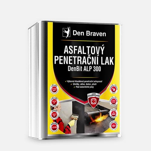 Asfaltový penetrační lak DenBit ALP 300 9kg