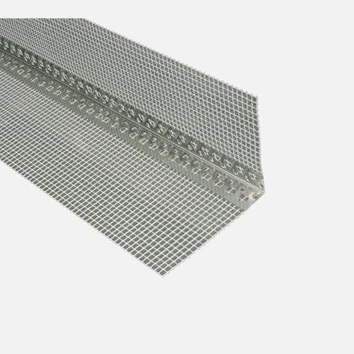 Kombi lišta rohová (AL) s tkaninou
