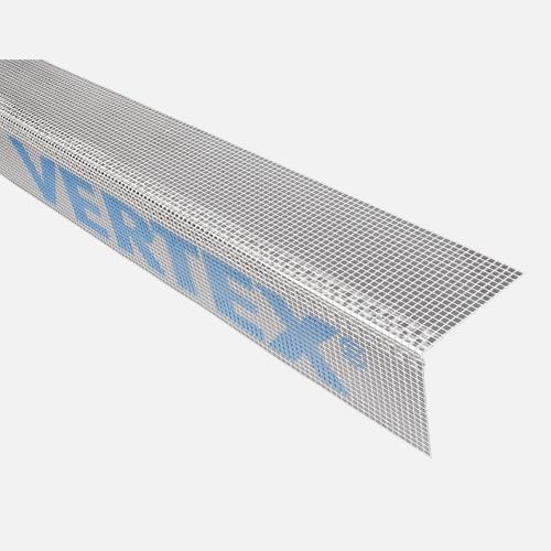 Kombi lišta rohová (AL) s tkaninou VERTEX