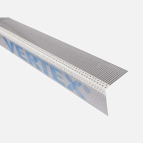 Kombi lišta rohová (PLAST) s tkaninou VERTEX