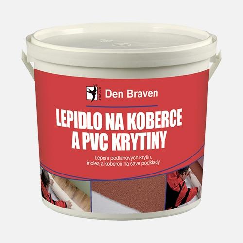 Lepidlo na koberce a PVC krytiny 5kg