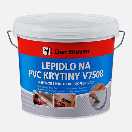 Lepidlo na PVC krytiny V7508 14kg