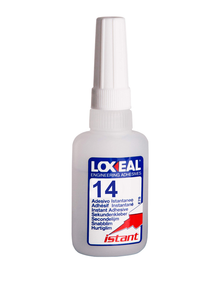 LOXEAL IST 14 láhev 20g