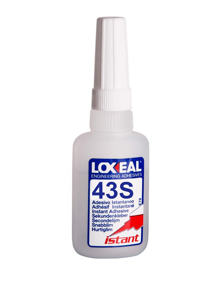 LOXEAL IST 43s láhev 20g