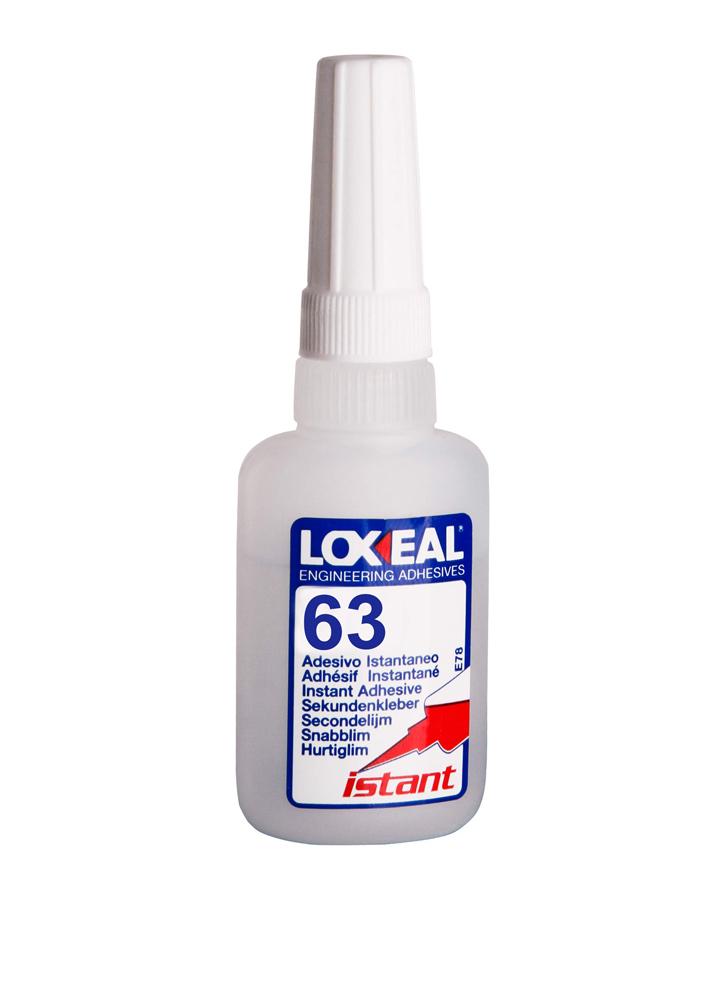LOXEAL IST 63 láhev 20g