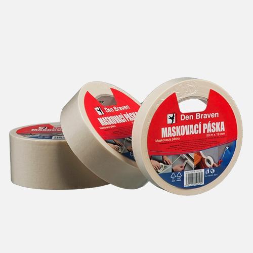 Maskovací páska 50x50 DB 60°C