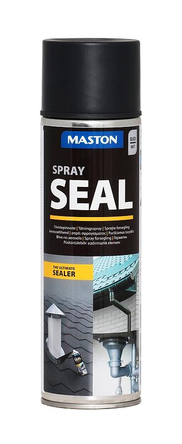 Maston spray seal 500ml tmavošedý