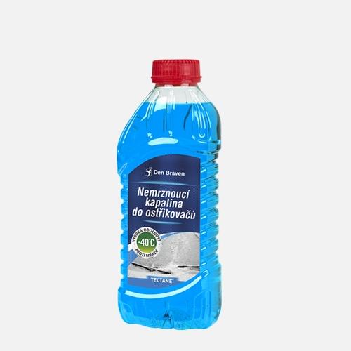 Nemrznoucí kapalina do ostřikovačů -40°C