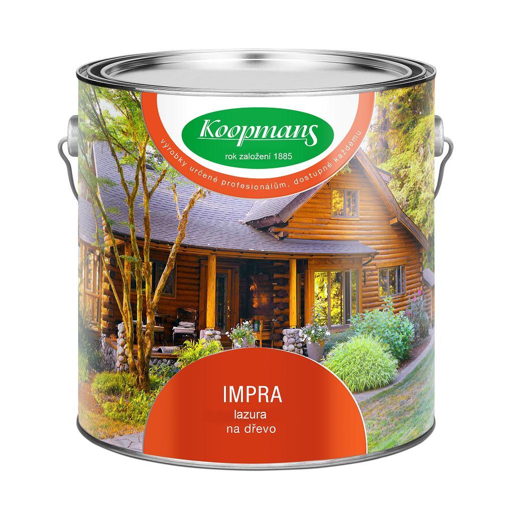 Koopmans IMPRA - lazura na dřevo