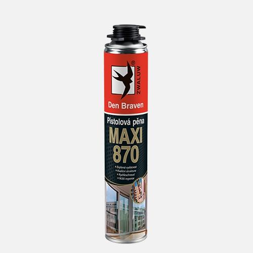 Pistolová pěna MAXI 870