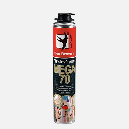 Pistolová pěna MEGA70