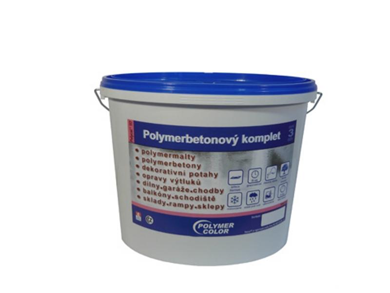 Polycol 117 Polymerbetonový komplet - tekutá dlažba
