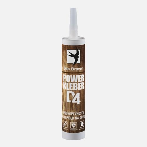 Power kleber PU lepidlo D4