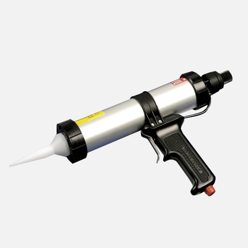 Profi pistole pro aplikaci ze salámů (hadicových sáčků) - pneumatická