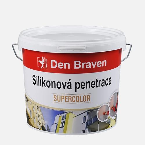 Silikonová penetrace pod dekorativní omítkoviny bílá 5kg
