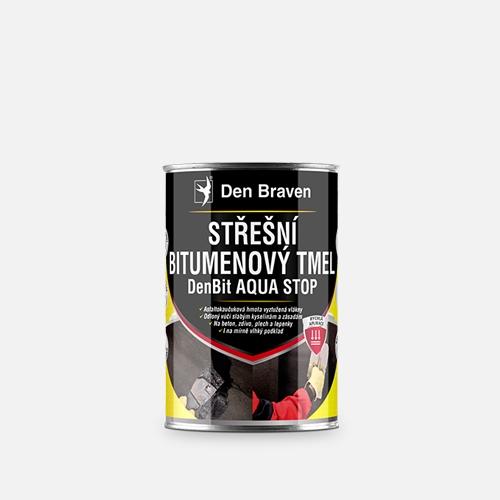 Střešní bitumenový tmel - DenBit AQUA STOP