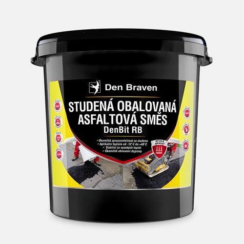 Studená asfaltová směs DenBit RB 25kg