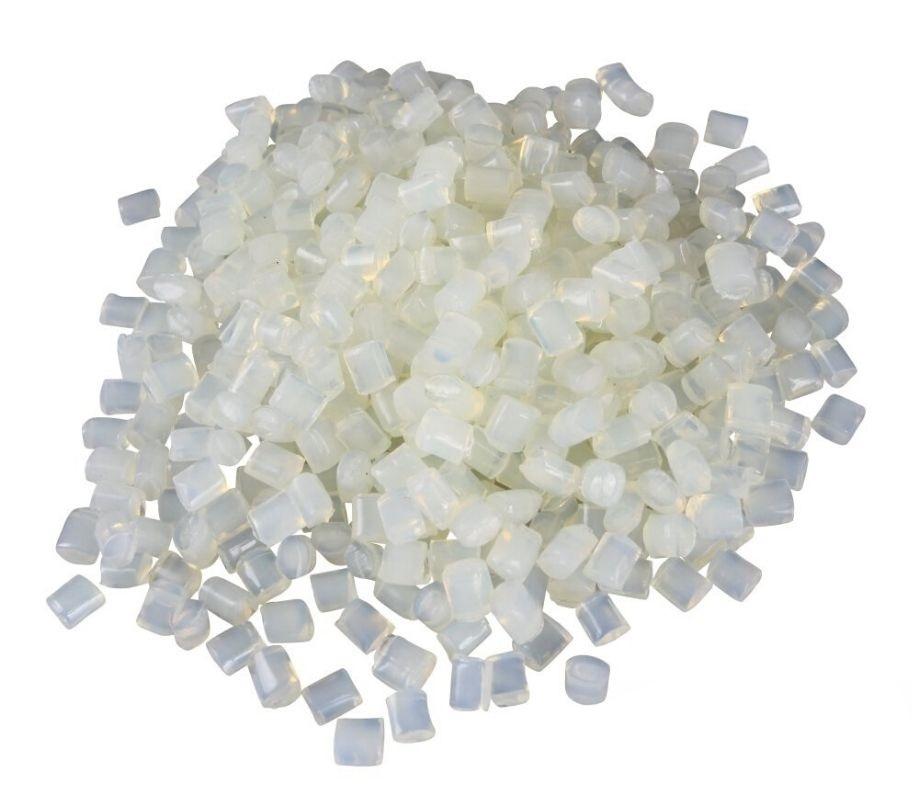 Tavné granule LOCKTIP 805 25kg čirá