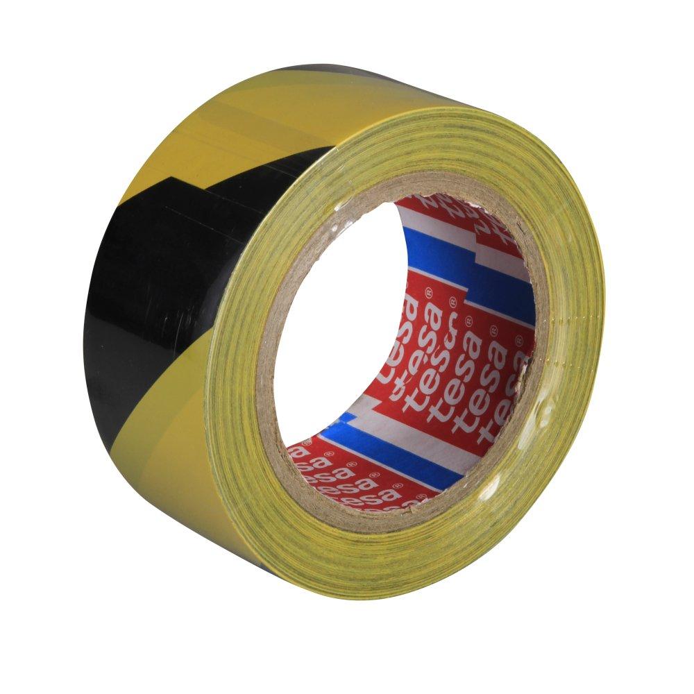 TESA páska 60760 - výstražná